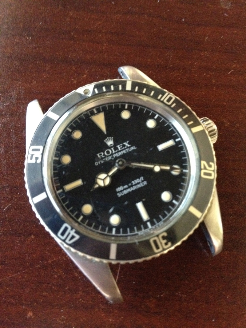 how do i know if my rolex watch is real or fake