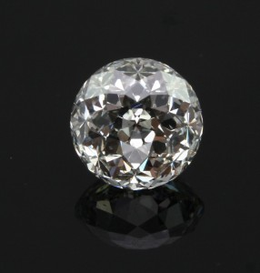 Round Fancy Diamond