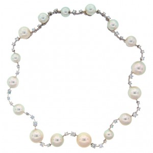 Tiffany & Company Pearl Necklace