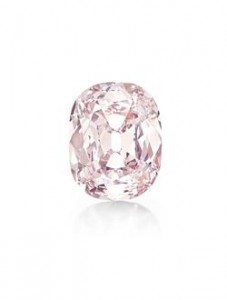 Fancy Colored Diamond - Princie Diamond